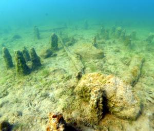 Die Pfahlbau-Siedlung See im Mondsee gehört seit 2011 zum internationalen UNESCO-Welterbe der prähistorischen Pfahlbauten um die Alpen.  (Bild: Kuratorium Pfahlbauten)