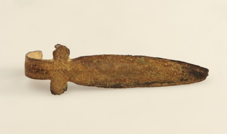Rasiermesser aus Seewalchen (Bild: A. Schumacher - Kuratorium Pfahlbauten)