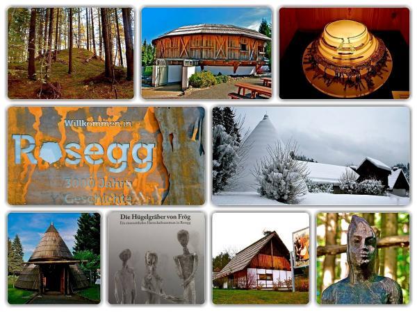 Die Keltenwelt Frög ist ein beliebtes Ausflugsziel. (Bild: Keltenwelt Frög)