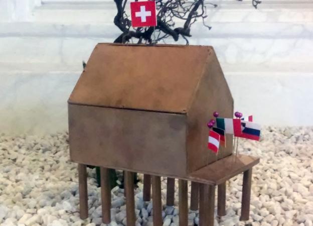 Auch im Jahr 2018 wird die Schweiz die ICG-Präsidentschaft haben. (Bild: Kuratorium Pfahlbauten)