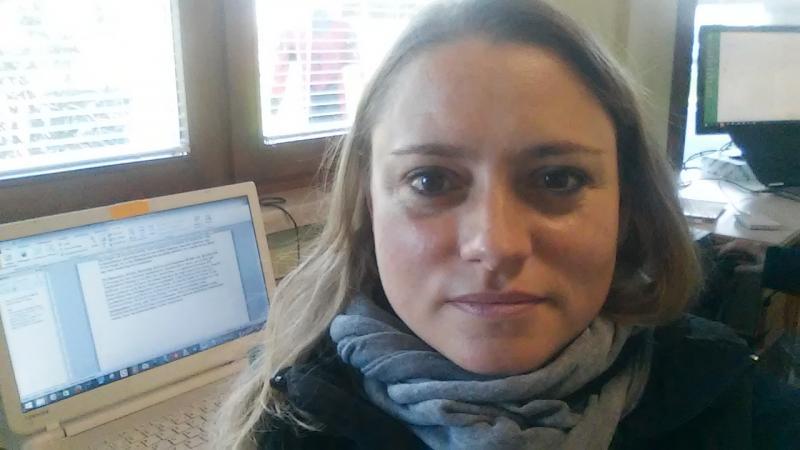 Stellvertretende Grabungsleiterin ist Carmen Löw. (Bild: Kuratorium Pfahlbauten - C. Löw)