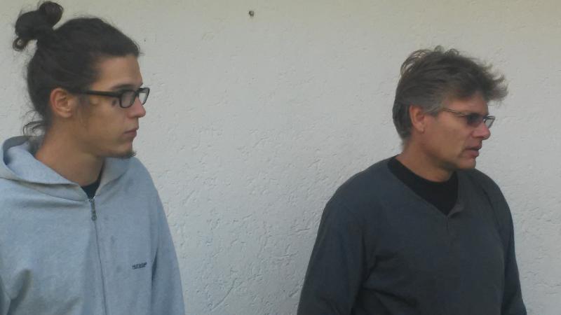 Michael Westerkam ist wieder Bootsführer und Gerd Knepel ist einer von drei Forschungstauchern. (Bild: Kuratorium Pfahlbauten - C. Löw)