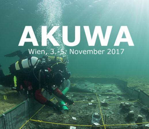 Die AKUWA findet vom 3.-5. November 2017 im NHM Wien. (Bild: H. Hois)