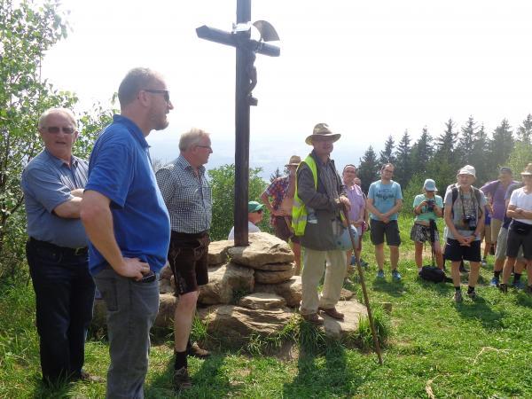 Die Freunde der Archäologie interessieren sich für das archäologische Erbe am Attersee. (Bild: Freunde der Archäologie)