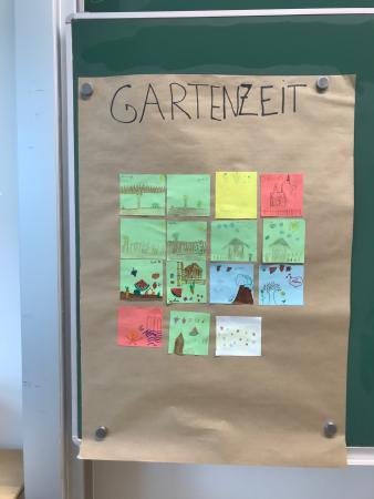 Gartenzeit - Einführungsworkshop VS St. Ruprecht