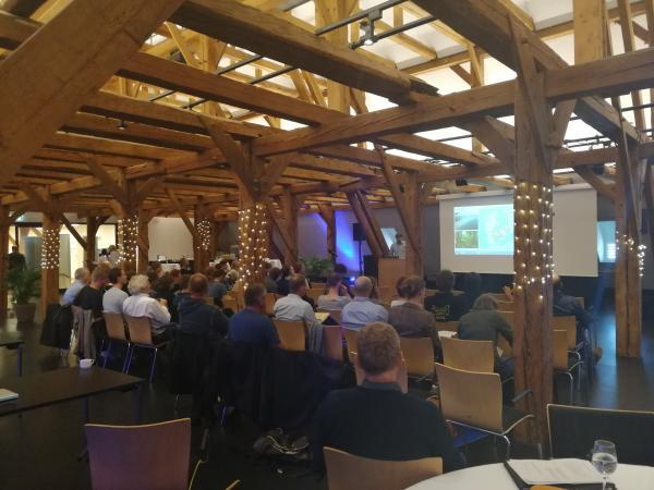 Im Konzil von Konstanz wurden die Tagung abgehalten. Foto: Helena Seidl da Fonseca