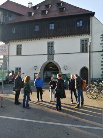 Stadtführung durch Konstanz. Foto: Helena Seidl da Fonseca