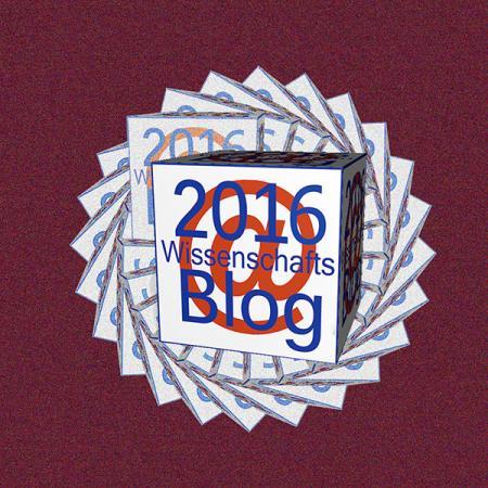 Der Wissenschafts-Blog des Jahres 2016 in Bronze ging an unseren Pfahlbauten-Blog.