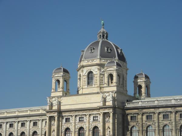 Das Naturhistorische Museum in Wien. (Bild: Vi Ko CC 4.0)