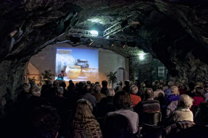 Vortrag von Urs Leuzinger im Bergbaumuseum Klagenfurt 2013